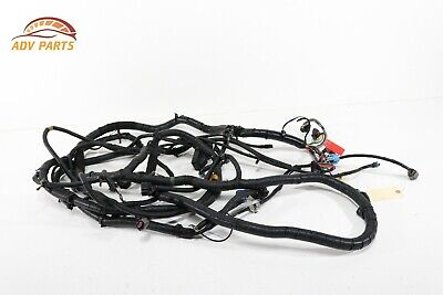 HUMMER H2 FRAME BODY CHASSIS WIRE WIRING HARNESS OEM 2005