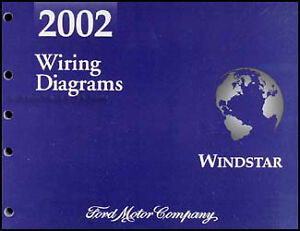 02 ford windstar wiring diagram roper dryer plug 2002 van manual electrical schematic image is loading