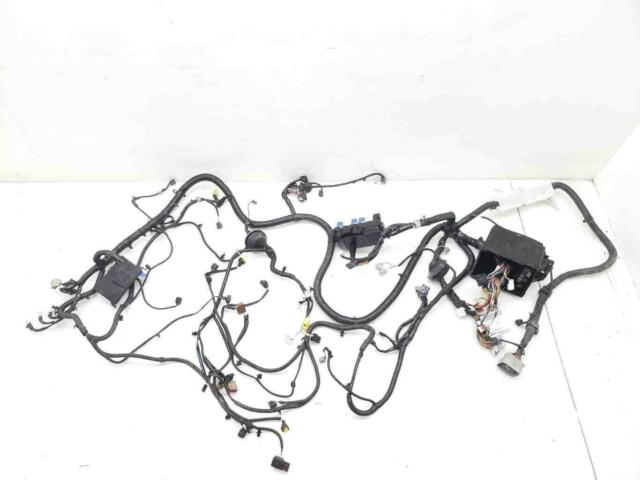 2017-2019 NISSAN TITAN 5.6L ENGINE BAY WIRING WIRE HARNESS