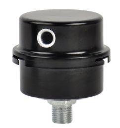integrated solvent trap adapter flash suppressor fuel filter suppressor ar 15 1 2 12 5mm thread oil less air [ 1110 x 1110 Pixel ]