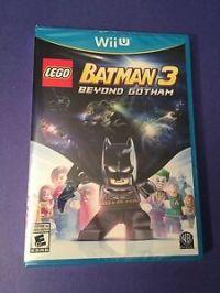 LEGO Batman 3 *Beyond Gotham* (Wii U) NEW 883929427390   eBay