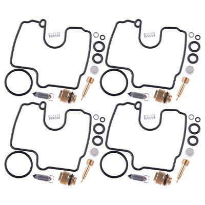 4 Set of Carburetor Carb Repair Kit Fit for Yamaha YZF-R1
