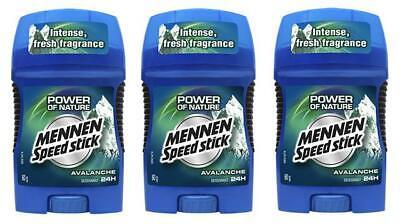 Avalanche Mennen Speed Stick Deodorant Intense Fresh ...