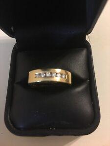 Harley Davidson Diamond Ring : harley, davidson, diamond, RARE!, Curtis, Harley, Davidson, Diamond, Wedding, Cocktail