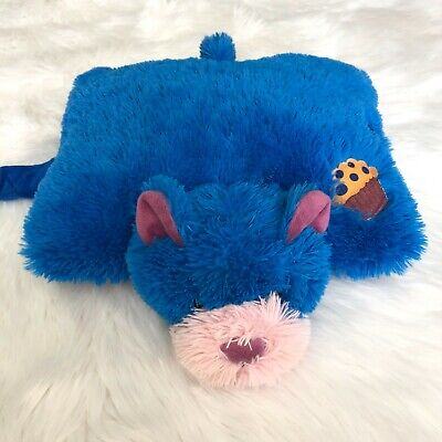 my pillow pets blueberry muffin scented