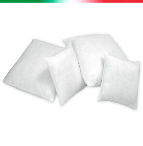 IMBOTTITURA CUSCINO divano letto anima interno pi misure quadrata rettangolare  eBay