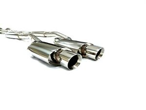 OBX Racing Sports Cat-back Exhaust For 2006-10 Jeep Grand