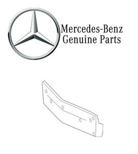 For Mercedes W218 X218 CLS-Class CLS63 AMG License Bracket