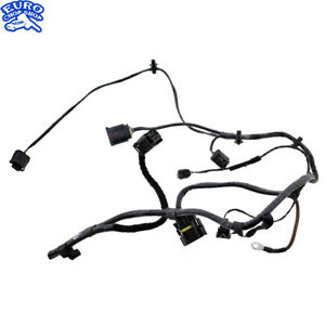 RIGHT CHOPPED HEADLIGHT WIRE HARNESS PIGTAIL BMW E70 X5