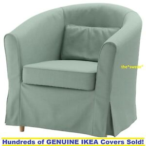 ikea chair covers tullsta stool ektorp armchair cover slipcover nordvalla green image is loading