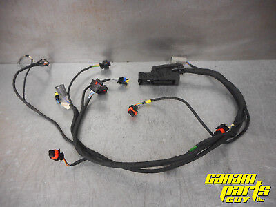2006 2007 2008 canam 500 650 800 xt engine wire harness a loom wiring  wires  ebay