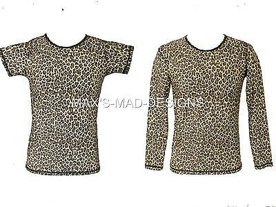 boys leopard print top
