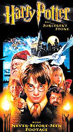 Harry Potter En 5 Minutes : harry, potter, minutes, Harry, Potter, Sorcerers, Stone, (VHS,, 2002,, Spanish, Dubbed, Contains, Additional, Minutes), Online