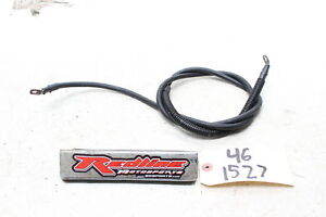 1997 SEA-DOO XP 787 NEGATIVE BATTERY CABLE GROUND WIRE