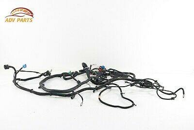 HUMMER H2 FRAME BODY CHASSIS WIRE WIRING HARNESS OEM 2003