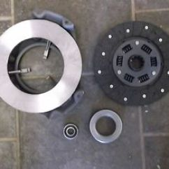 8n Ford Clutch Skin Diagram Worksheet 2n 9n Naa 600 700 800 Tractor New 9 Inch Kit Ebay Image Is Loading