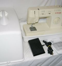 kenmore 17126 sewing machine hard case pedal zig zag w accessories runs vg for sale online ebay [ 1600 x 1252 Pixel ]