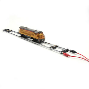 HO Scale 1:87 E-Z Riders Standard Track Roller Test Stand