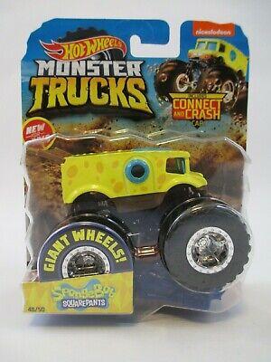 Nickelodeon Monster Truck : nickelodeon, monster, truck, WHEELS, MONSTER, TRUCKS, NICKELODEON, SPONGEBOB, SQUAREPANTS, 887961705393