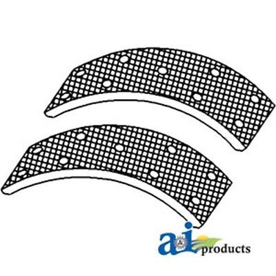 70276950 Brake Shoe Lining Fits Allis-Chalmers Tractor