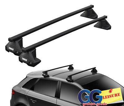 thule roof rack bars locking range rover sport 2004 2013 7313020054551 ebay