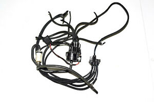 Oil Pump with Rear Oil Manifold Evinrude Etec V4 115 130