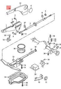 Genuine Handle For Hand Brake Lever VW Lt 4X4 2D0711327U71