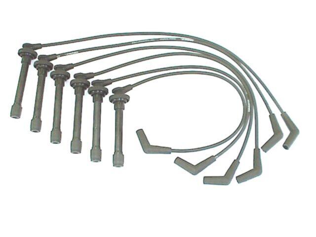Spark Plug Wire Set-S, VIN: V Prestolite 186006 fits 1992