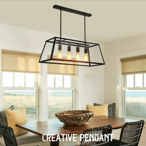 kitchen ceiling lighting hotels in miami with vintage pendant lights dining room chandeliers lamp image is loading