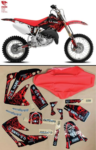 Cr85 Graphics : graphics, 2003-2008, GRAPHICS, HONDA, DECALS, MOTOCROSS, STICKER, COVER