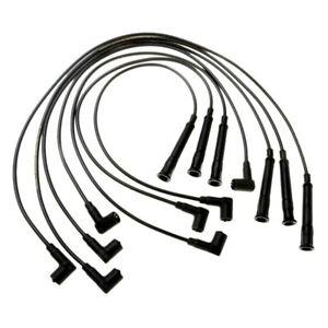 For BMW 533i 1983-1984 Standard Intermotor Spark Plug Wire