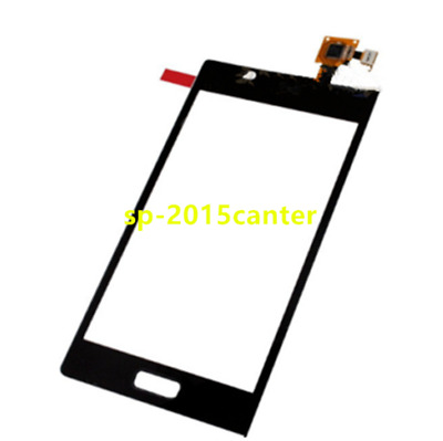 For Black Touch Screen Digitizer Replacement LG P700
