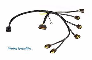 Wiring Specialties Pro Coil Pack Sub Harness for RB25