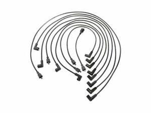 For 1962-1967 Plymouth Fury Spark Plug Wire Set SMP