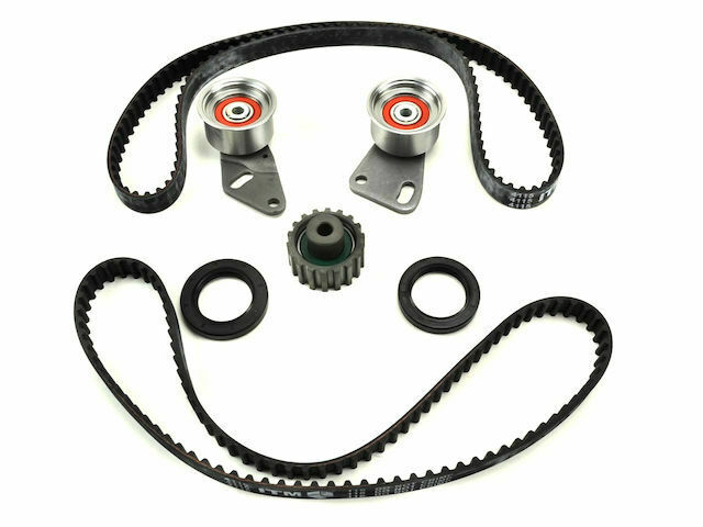 Timing Belt Kit For 1985-1989 Subaru GL Base 1986 1987