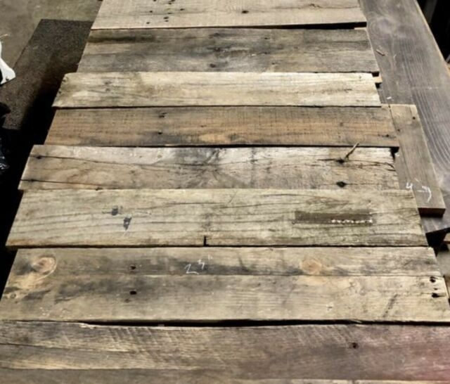 Wood Rustic Decor For Sale Online Ebay | Reclaimed Wood Stairs For Sale | Stair Railing | Wooden | Staircase Makeover | Handrail | Van Gieson