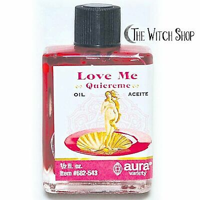 It's Back! 4dr LOVE ME OIL by Aura Variety Wiccan Witch