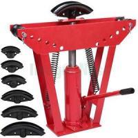 12 Ton Manual Hydraulic Pipe Bender Bending Tubing Exhaust ...