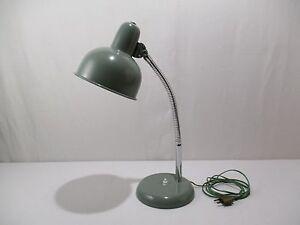 ancienne lampe bureau articulee old lamp office altes
