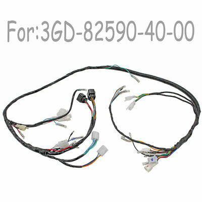 Wire Harness Assy Fits 1997-2001 Yamaha Warrior 350