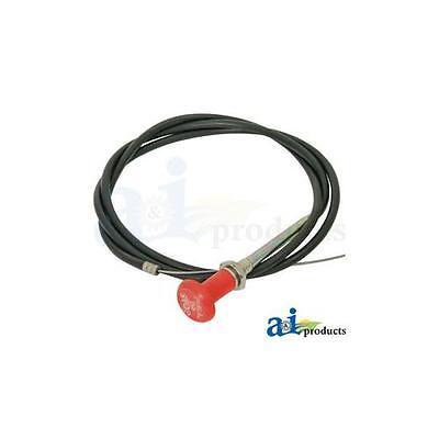 3701714M91 Fuel Stop Shutoff Cable for MASSEY FERGUSON