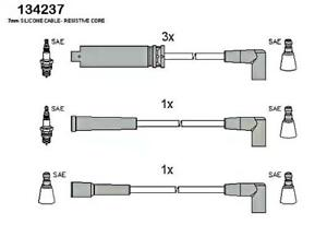 HUCO Ignition Spark Plug Wire KIT Fits DAEWOO Cielo Nexia