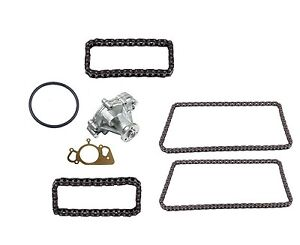 NEW For Jaguar S-Type 2000-2002 Timing Chain KIT w/ Water