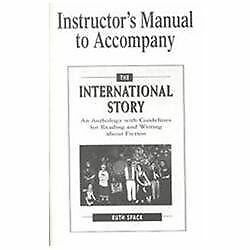 Spack, Ruth : Instructors Manual to Accompany The Inte
