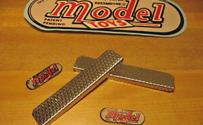 Running Boards For Doepke Fire Truck Pumper Model Toys