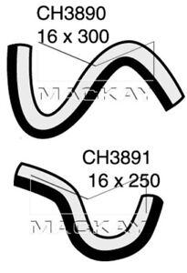 Mackay Heater Hose Set for MITSUBISHI TRITON 06/1990~05