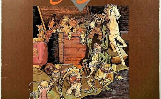 Aerosmith Toys In The Attic Vinyl Lp Original 1975