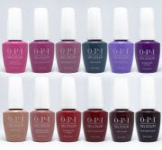 opi peru collection fall 2018 gelcolor