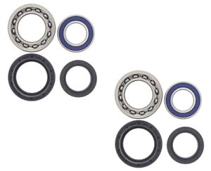 NEW ALL BALLS REAR WHEEL BEARINGS SEALS FOR 2003-2004