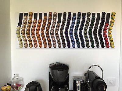 porte capsules geant distributeur 200 capsules nespresso 20n ebay